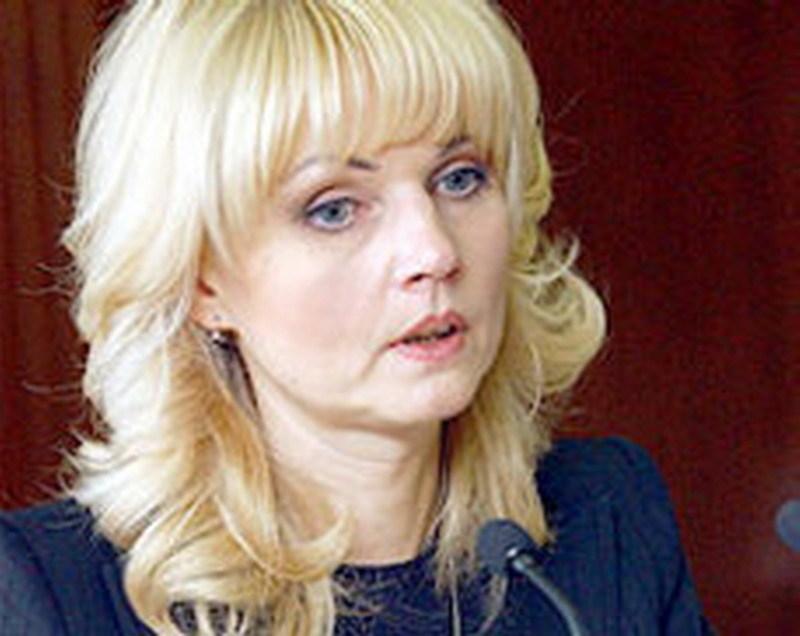 Министр здравоохранения России Татьяна Голикова