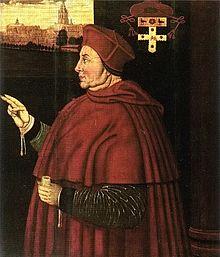 Кардинал Уолси